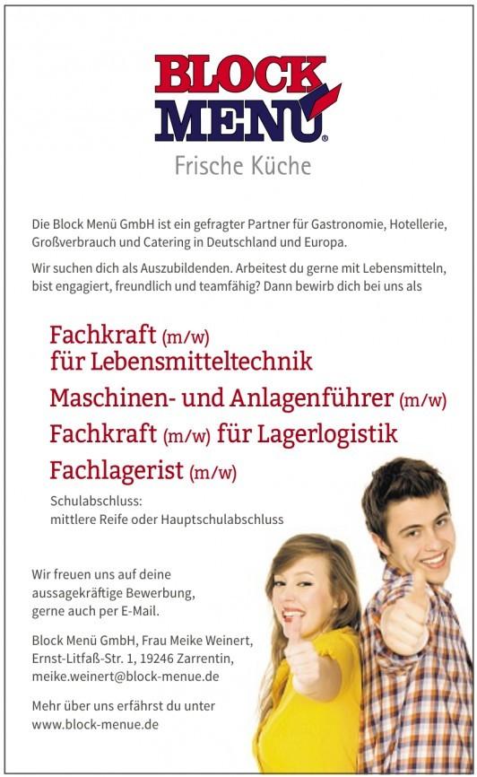 Block Menü GmbH