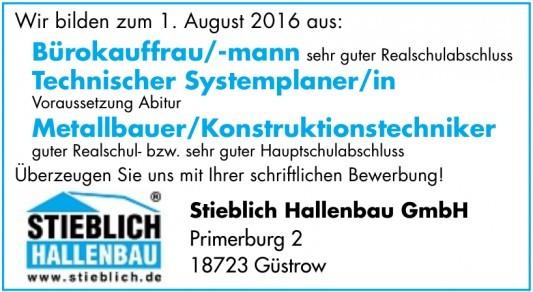 Stieblich Hallenbau GmbH