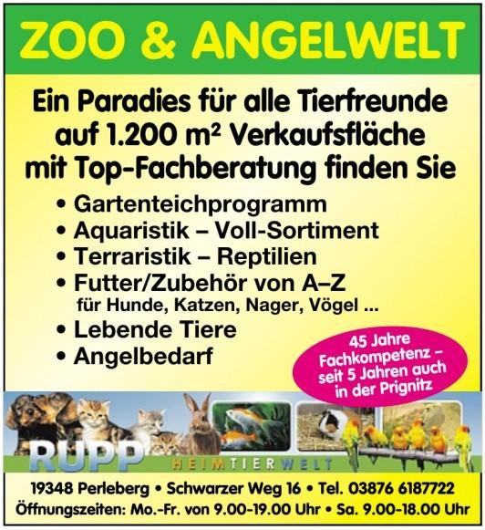 Heimtierwelt Rupp GmbH
