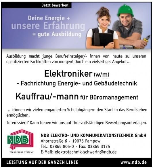 NDB Elektro und Kommunikationstechnik