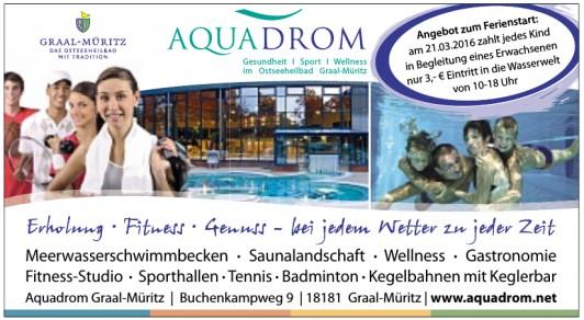 Aquadrom Graal-Müritz