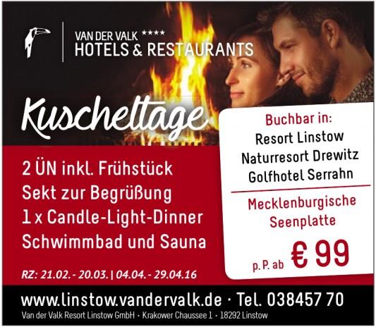 Van der Valk Resort Linstow GmbH