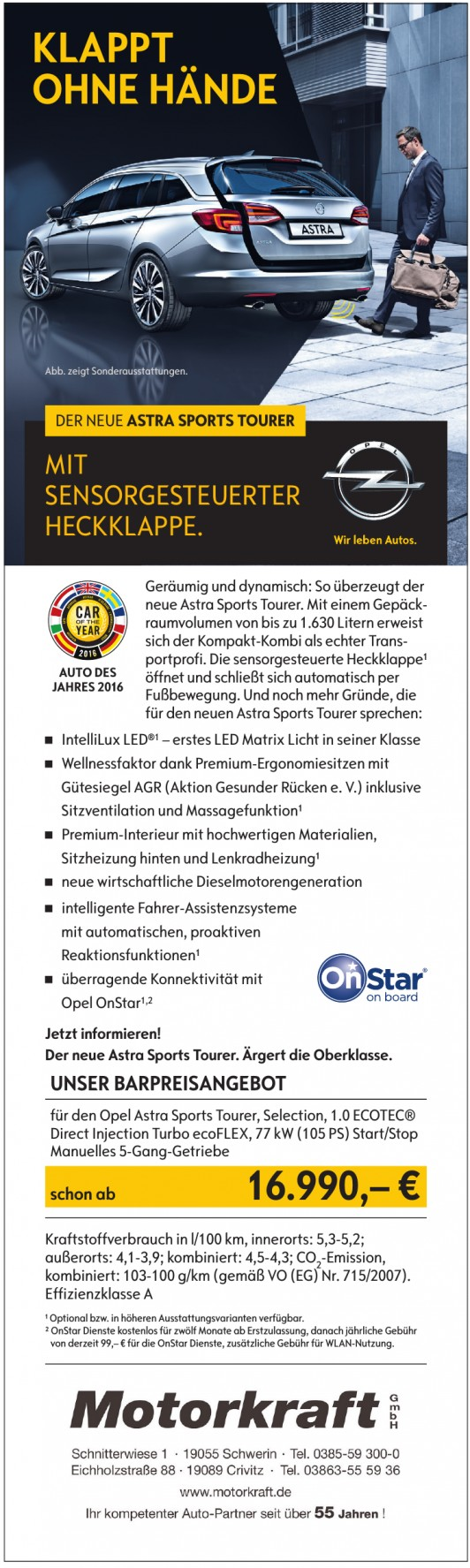 Motorkraft GmbH