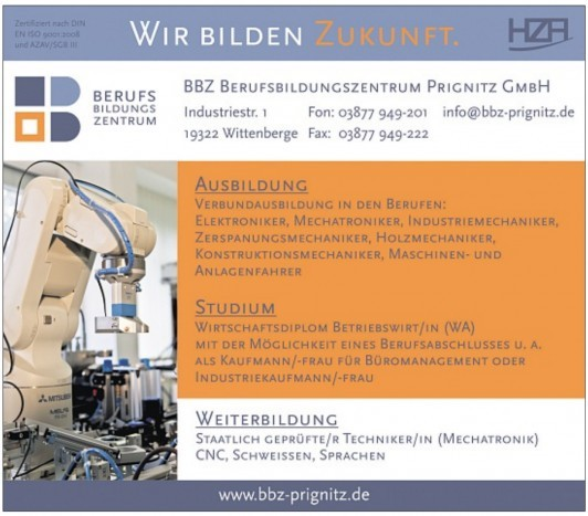 BBZ Berufsbidungszentrum Prignitz GmbH