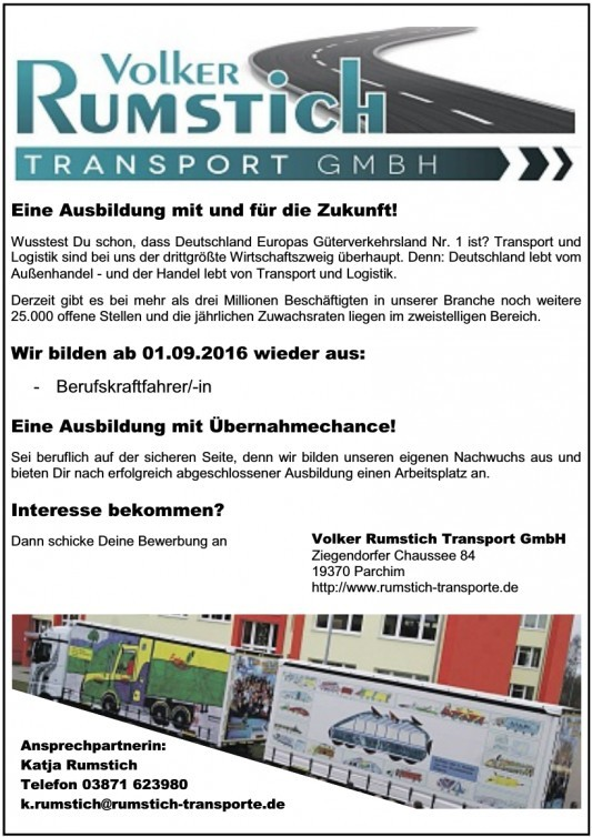 Volker Rumstich Transport GmbH