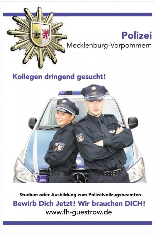 Polizei Mecklenburg-Vorpommern