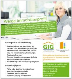 GIG Güstrower Immobilien- und Gebäudemanagement GmbH