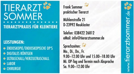 Tierarzt Sommer
