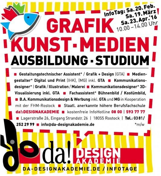 da!:Designakademie Grafik•Kunst•Medien