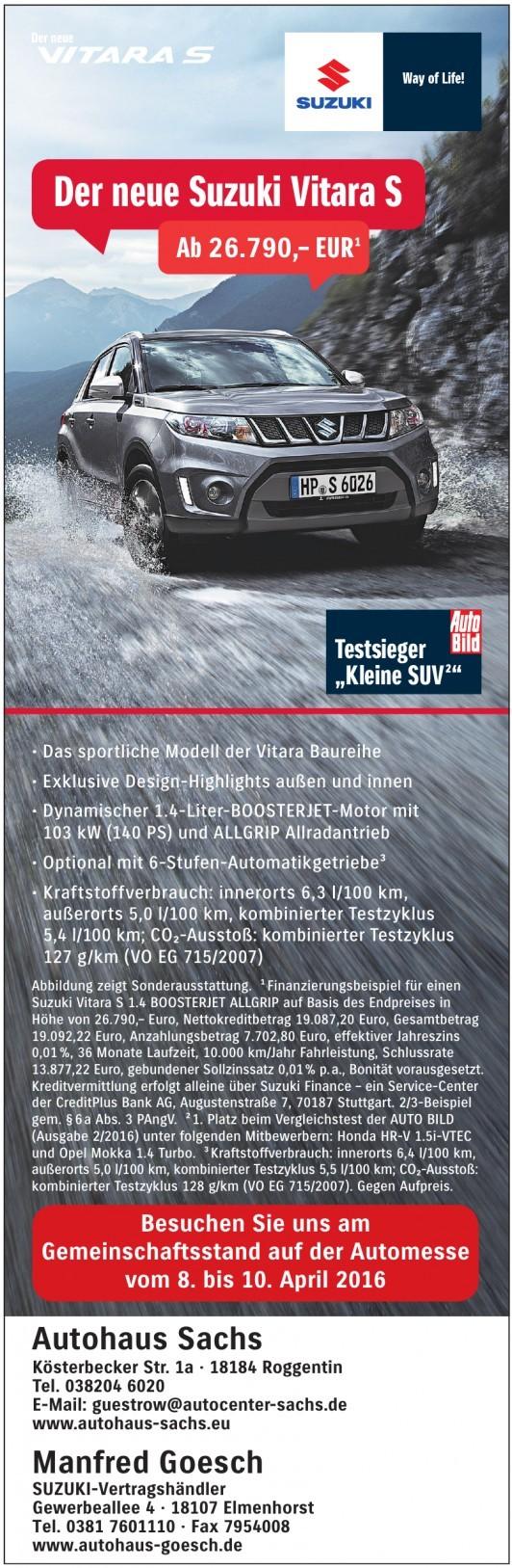 Autohaus Sachs