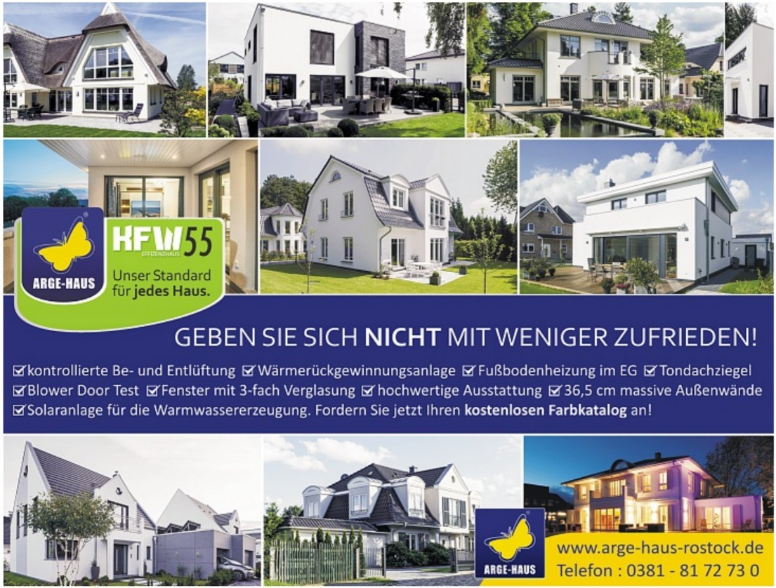 Arge-Haus Massivbau GmbH in Rostock